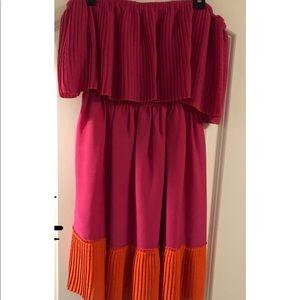 Dillard's Gianni bini dress